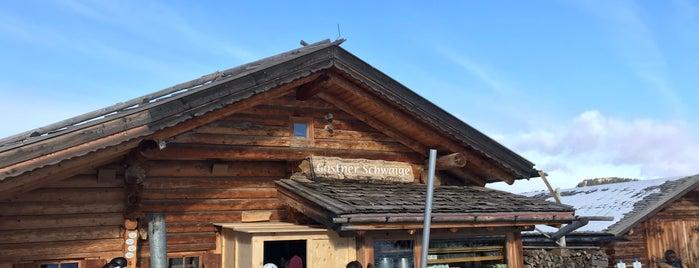 Gostner Schwaige is one of สถานที่ที่  Vadim ถูกใจ.