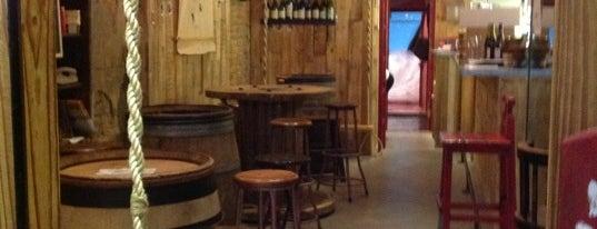 La Cabane Wine Bistro is one of HK Restaurants.
