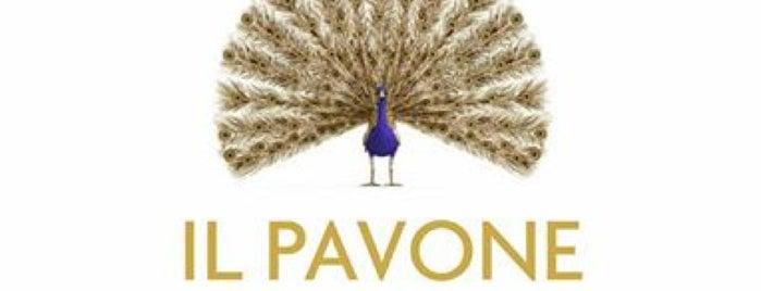 il Pavone is one of Lieux qui ont plu à Jana.