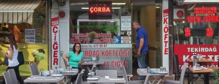 Yeşildağ / TekirdağKöfte EdirneTavaCiğer Lokantası is one of Çağlar: сохраненные места.