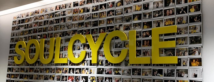 SoulCycle Yaletown is one of Vancouver.