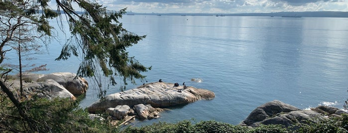 The Lookout - (near Lighthouse Park) is one of A Guide to Vancouver (& suburbia).