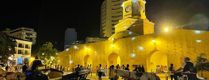 Cartagena is one of Viagem.