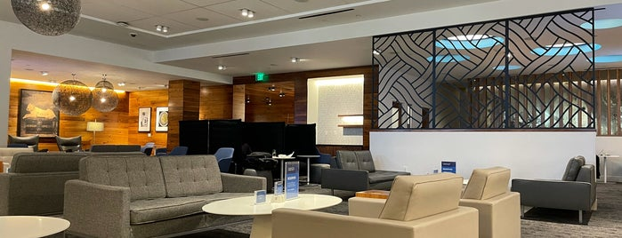 The Centurion Lounge by American Express is one of Posti che sono piaciuti a Aptraveler.