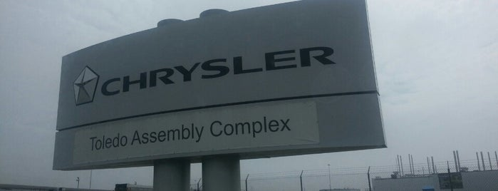 Chrysler Toledo North Assembly Plant (TNAP) is one of La Voy's Favs.