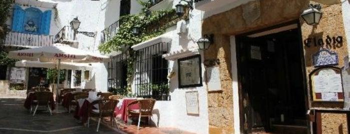 Casa Eladio is one of Pendientes España 2.