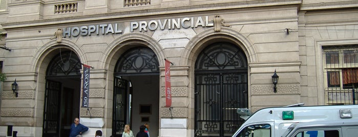 Hospital Provincial is one of Región 4 - Nodo Rosario.