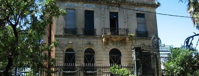 Casa de la Cultura is one of Región 3 - Nodo Santa Fe.