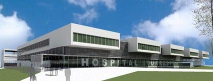 Nuevo Hospital Iturraspe is one of Región 3 - Nodo Santa Fe.