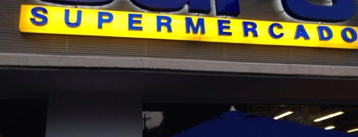 Euro Supermercado is one of Lugares favoritos de Natalia.
