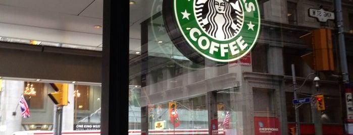 Starbucks is one of Rodrigo 님이 좋아한 장소.