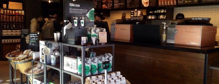 Starbucks is one of Fermés.