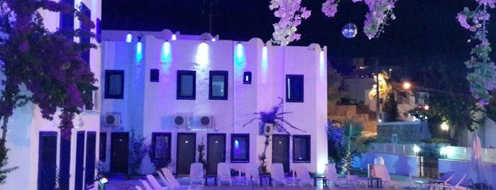 Mavi Yakamoz Club Hotel is one of Hotels.