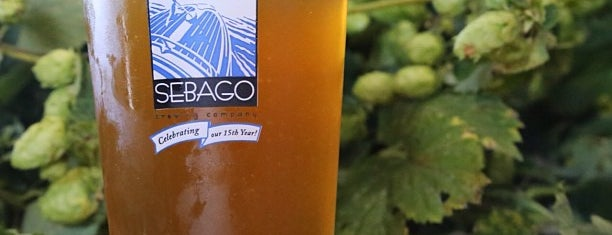 Sebago Brewing Company is one of Awesome Breweries to Visit.
