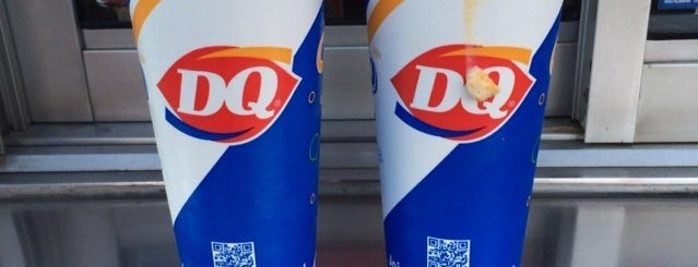Dairy Queen is one of Lugares favoritos de Andrew.