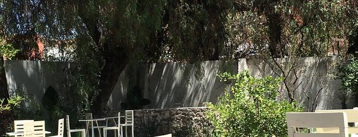 El Patio del Colibri is one of Restaurantes.