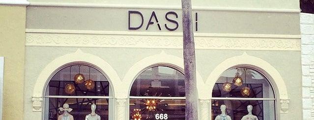 Dash is one of Lieux qui ont plu à Victoria.