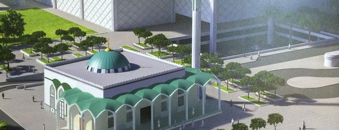 Haramain High Speed Rail Project Madina Station is one of المدينة المنورة.