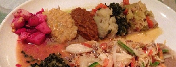 Café Abyssinia is one of Must-visit Food in New Orleans.