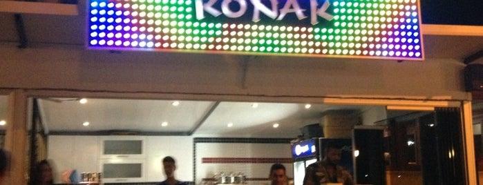 Konak Nargile Cafe is one of Kafelerim.