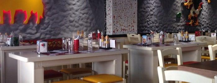 Tapas Bar is one of Tempat yang Disukai Triantafyllia.