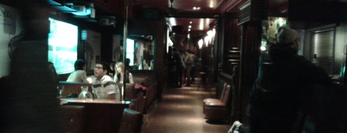 The Passenger is one of Comilona y copeteo en Madrid.