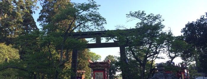 馬見岡綿向神社 is one of 近江 琵琶湖 若狭.