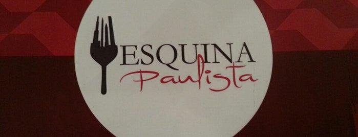 Esquina Paulista is one of Bares e Empórios em SJC e Região.