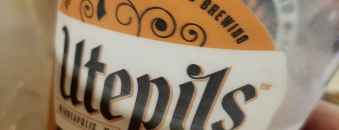 Utepils Brewing Co. is one of New Minneapolis Breweries.