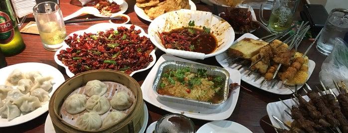 Dong Fang Mei Shi Fan Dian 东方美食饭店 (Oriental Chinese Restaurant) is one of Posti salvati di Vladimir.
