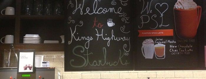 Starbucks is one of Posti salvati di Sarah.