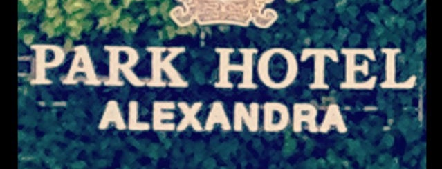 Park Hotel Alexandra is one of Wessさんのお気に入りスポット.