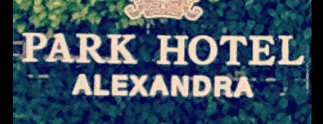 Park Hotel Alexandra is one of Lugares favoritos de Wess.