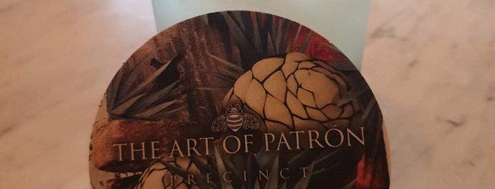 Bar Patrón is one of Locais curtidos por Marcus.