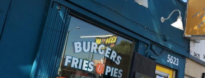Goldburger is one of CALIFORNIA\VEGAS_ME List.