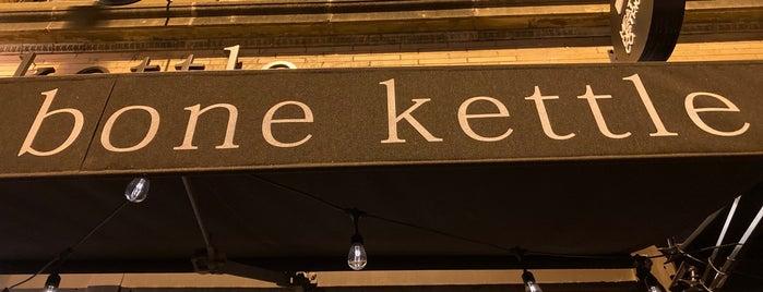 Bone Kettle is one of Lieux sauvegardés par Justin.