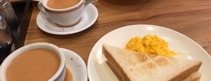 Hung Hom Café is one of Lieux qui ont plu à Jacky.