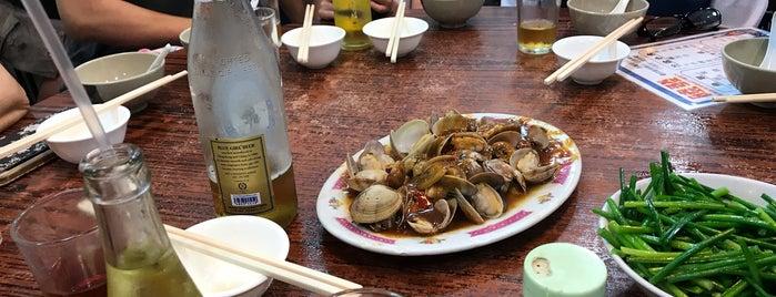 陵發潮州白粥 is one of Curry: сохраненные места.