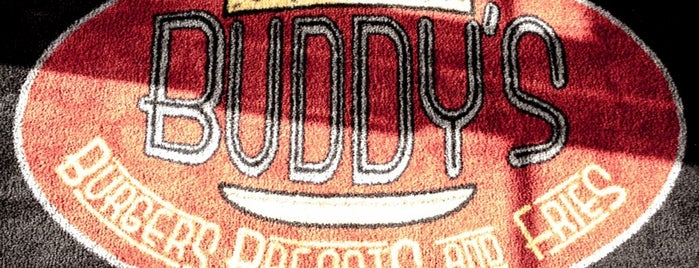 Buddy's Burgers Breasts And Fries is one of Good places.