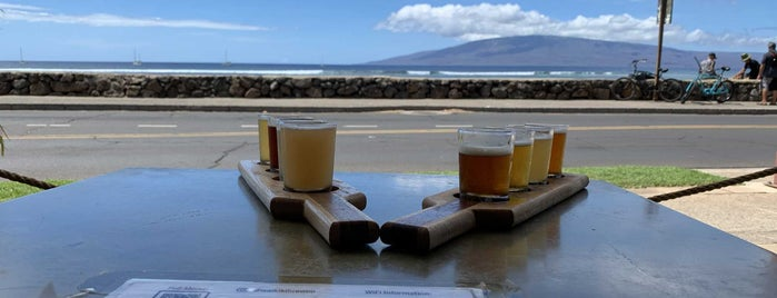 Waikiki Brewing Company Lahaina is one of Maui.
