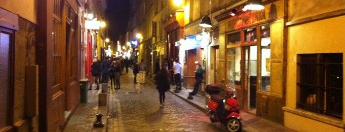 Rue de Lappe is one of Posti che sono piaciuti a Stefano.