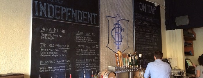 Independent Brewing Co is one of Pittsburgh.