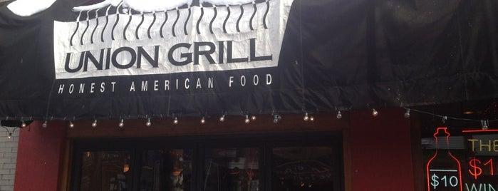 Union Grill is one of Debra 님이 좋아한 장소.