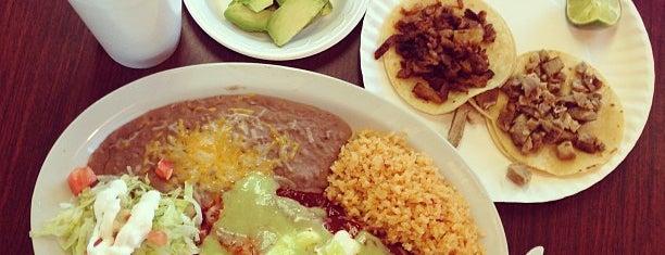 Tacos Mex Y Mariscos is one of Must do in Burque!.