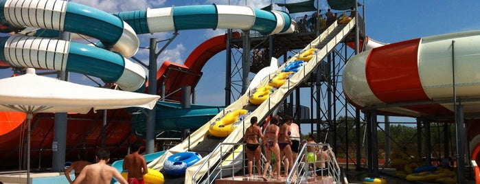 Blue Zest Aqua Park is one of Lugares favoritos de Songül.