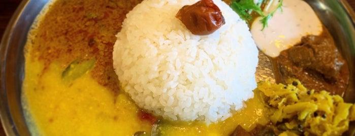 Curry NADO is one of 大人が行きたいうまい店2 福岡.