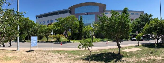Akdeniz Ünversitesi Tıp Fakültesi is one of Lugares favoritos de Ümit.