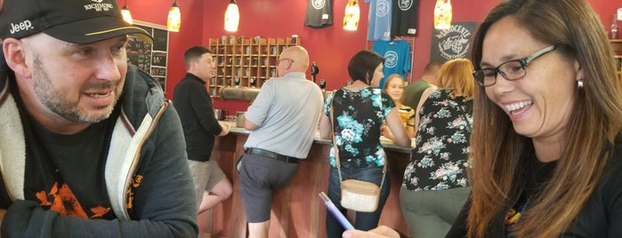 Innocente Brewing Company is one of Ontario Brewery Toury.
