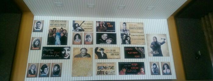Sanat Cafe is one of Pelin : понравившиеся места.
