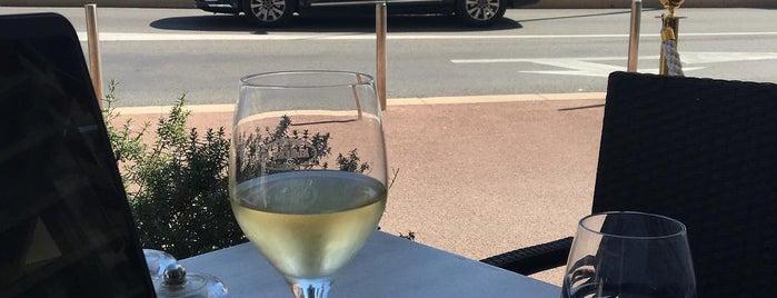 Restaurant Albert 1er is one of Juan-les-pins / Nice / Milan.